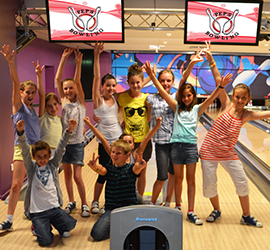 anniversaire bowling epinay
